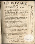 1657 Le Voyage-cover