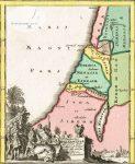 אתר ארץ ישראל, EretzIsrael.co.il, אוסף גמליאל, מפות עתיקות, מפה עתיקה,