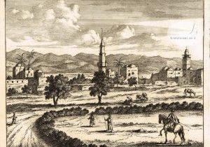 אתר ארץ ישראל, EretzIsrael.co.il, אוסף גמליאל, מפות עתיקים, ספרים עתיקים, מפה עתיקה, רמלה,